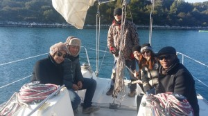OPCIJA TOURS WINTER SAILING