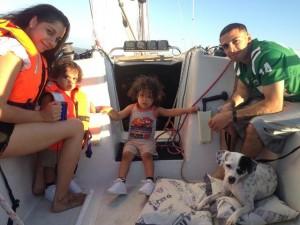 Day sailing opcija tours