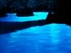 Inside Blue Cave