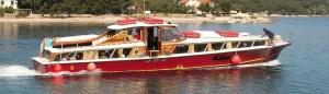 Opcija Tours Boats