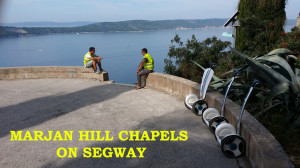 MARJAN HILL CHAPELS ON SEGWAY OPCIJA TOURS